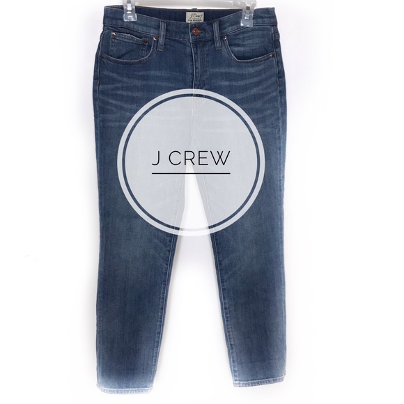 J. Crew Denim - 👖J. Crew Slim Broken In Boyfriend 👖